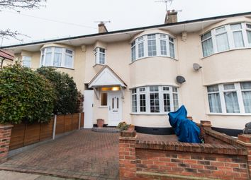 Thumbnail 3 bedroom terraced house for sale in Stuart Road, Southend-On-Sea