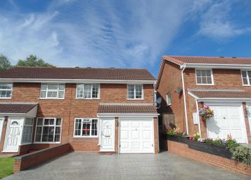 Thumbnail 3 bed semi-detached house to rent in Roundway Down, Freshbrook, Swindon