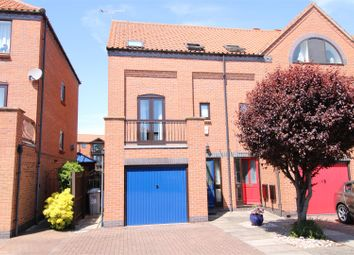 Thumbnail 3 bed town house for sale in Brewers Wharf, Newark