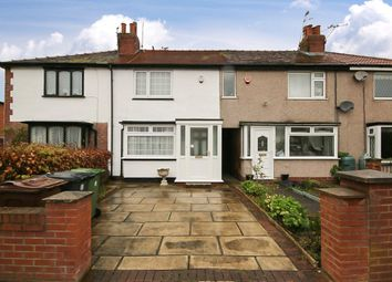 Thumbnail 2 bed terraced house for sale in Holmdale Avenue, Crossens, Southport