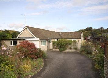 Thumbnail 3 bed bungalow for sale in Lowside Close, Calver, Hope Valley, Derbyshire