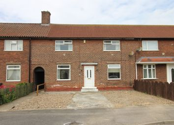 Thumbnail 3 bed terraced house for sale in Wharfdale Avenue, Billingham