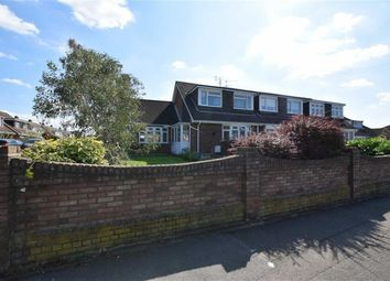 Thumbnail 4 bed end terrace house for sale in Branksome Avenue, Stanfor Le Hope, Essex