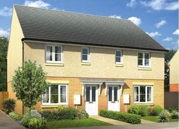 "Thumbnail 3 bed terraced house for sale in ""Calder"" at Glassford Road, Strathaven"