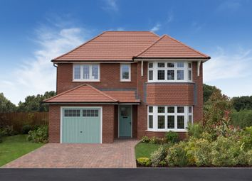 Thumbnail 4 bedroom detached house for sale in Severn Heights, Highfield Road, Lydney, Gloucestershire