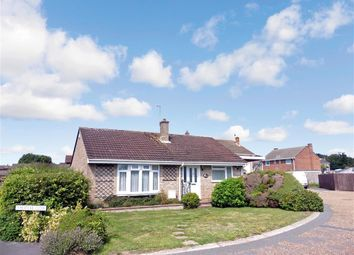 Thumbnail 2 bed detached bungalow for sale in Wheatear Close, Newport, Isle Of Wight
