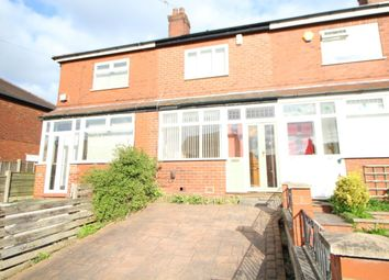 Thumbnail 2 bedroom terraced house for sale in Eastcote Road, South Reddish, Stockport