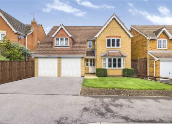 4 bed detached house for sale in Vicarage Wood Way, Tilehurst, Reading, Berkshire RG31