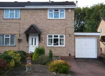 Thumbnail 3 bed semi-detached house for sale in Liberty Park, Weston Downs, Stafford, Staffordshire