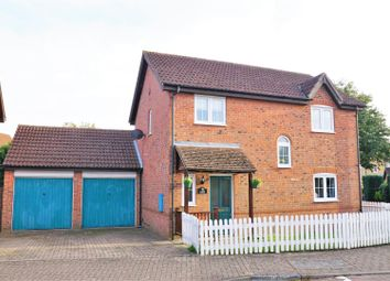 The Thatchers, Thorley, Bishop's Stortford CM23. 4 bed detached house