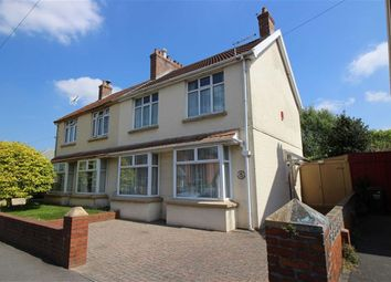 Thumbnail 3 bedroom semi-detached house for sale in Clinton Road, Barnstaple