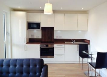 Thumbnail 1 bed flat to rent in Seven Sea Gardens, London