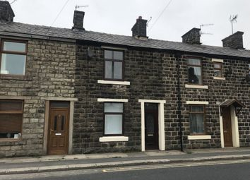 Thumbnail 2 bed terraced house to rent in Blackburn Road, Rising Bridge, Accrington