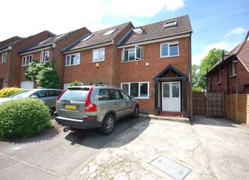 Thumbnail 4 bed property to rent in Priory Close, Finchley, London