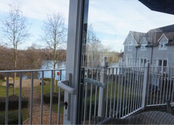 Thumbnail 3 bed flat to rent in 102 The Lakes, Aylesford