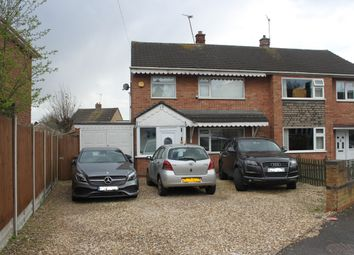 Thumbnail 3 bedroom semi-detached house for sale in Thorndale Road, Thurmaston, Leicester