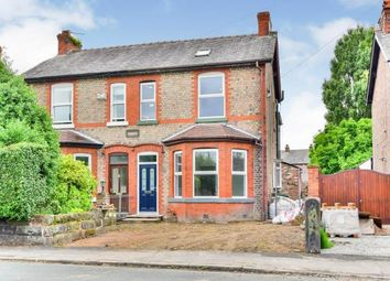 Thumbnail 4 bed semi-detached house for sale in Heyes Lane, Timperley, Altrincham, Greater Manchester