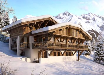 Thumbnail 5 bed chalet for sale in Rochebrune, Megeve, Haute-Savoie, Rhône-Alpes, France