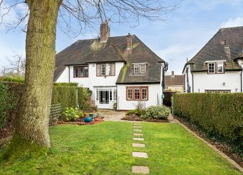 Thumbnail 3 bed semi-detached house for sale in Hill Top, London