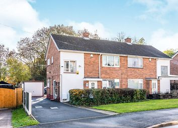 Thumbnail 2 bed semi-detached house for sale in Chesterfield Road, Dawley, Telford