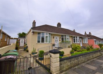 Thumbnail 2 bed semi-detached bungalow for sale in Ayreville Road, Beacon Park, Plymouth