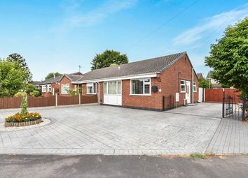 Thumbnail 2 bed semi-detached bungalow for sale in Holderness Close, Stenson Fields, Derby