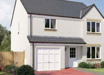 "Thumbnail 4 bed detached house for sale in ""The Balerno"" at Hamilton Road, Larbert"