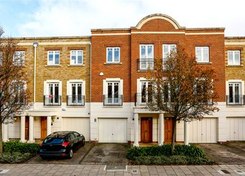Thumbnail 4 bed terraced house for sale in Cambridge Road, East Twickenham