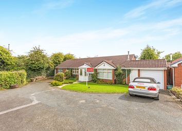 Thumbnail 3 bed detached bungalow for sale in Gleads Croft, Halesowen