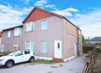 Thumbnail 2 bed flat for sale in 138 Croftside Avenue, Croftfoot, Glasgow