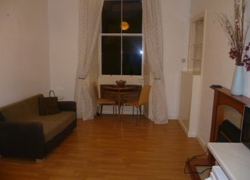 Thumbnail 1 bed flat to rent in Stewart Terrace, Edinburgh