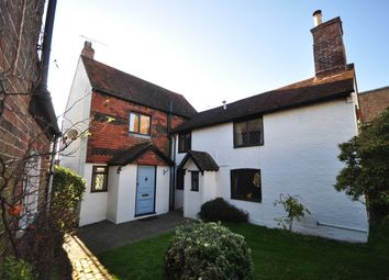 Thumbnail 3 bed detached house to rent in Lower Street, Pulborough