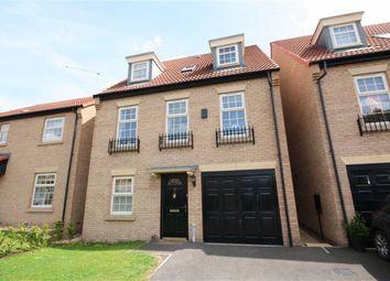 Thumbnail 4 bed detached house for sale in Edgbaston Drive, Retford, Nottinghamshire
