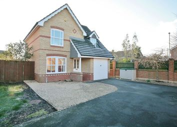Thumbnail 3 bed detached house to rent in Prestwick Burn, Didcot