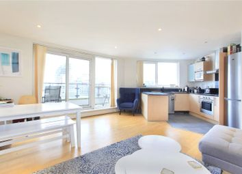 Thumbnail 2 bed flat to rent in Omega Building, Smugglers Way, Wandsworth, London