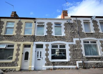 Thumbnail 2 bedroom terraced house to rent in Guthrie Street, Barry