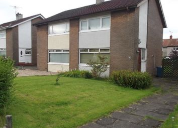 Thumbnail 2 bedroom semi-detached house to rent in Shieldaig Road, Glasgow