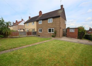 Thumbnail 3 bed semi-detached house to rent in Springfield Road, Sherburn In Elmet, Leeds