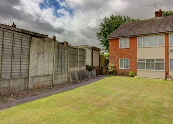 Thumbnail 2 bed maisonette for sale in Hillside Close, Walsall Wood, Walsall