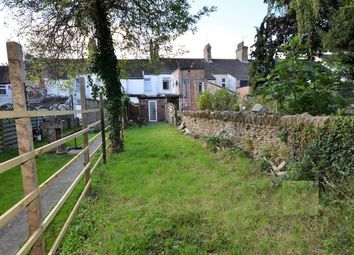 Thumbnail 2 bed terraced house for sale in Burghley Road, Peterborough