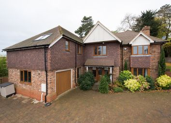 Thumbnail 4 bed detached house to rent in High Oaks Close, Coulsdon