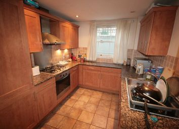 Thumbnail 4 bed end terrace house to rent in Stockwell Park Road, London