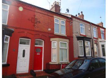 Thumbnail 2 bed terraced house to rent in Eldon Road, Birkenhead