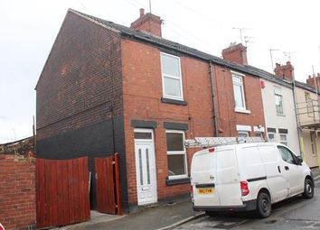 Thumbnail 2 bed end terrace house to rent in Union Street, Hemsworth, Pontefract