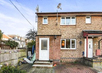 Thumbnail 2 bed end terrace house for sale in Vale Road South, Tolworth, Surbiton