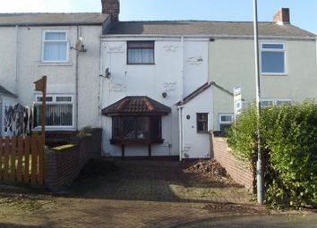 Thumbnail 2 bed terraced house for sale in Asquith Street, Thornley, Durham