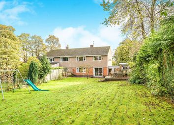 Thumbnail 3 bed semi-detached house for sale in Park Lane, Park Hall, Oswestry