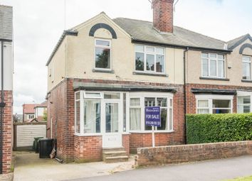 Thumbnail 3 bed semi-detached house for sale in Huntley Road, High Storrs