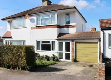 Thumbnail 2 bed semi-detached house for sale in Sefton Avenue, Harrow Weald