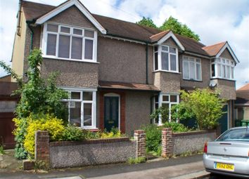 Thumbnail 3 bed semi-detached house for sale in Kings Lane, Sutton, Surrey